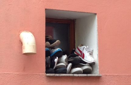 Burano, Italy, photo by Meryl Cook